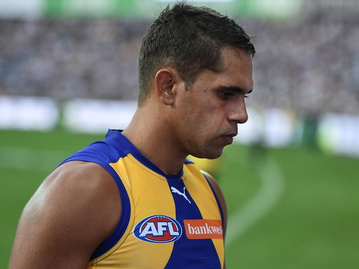 Lewis Jetta of the Eagles