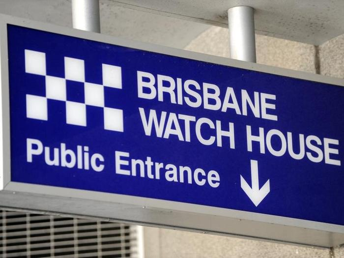 A sign at the entrance to the Brisbane watch house.