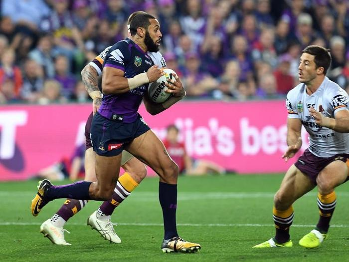 Josh Addo-Carr in action