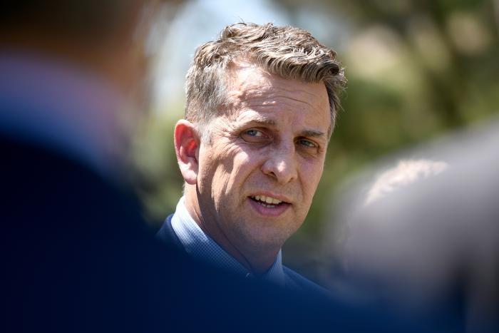 NSW Transport Minister Andrew Constance back-flipped on his decision to contest the Eden-Monaro by-election.