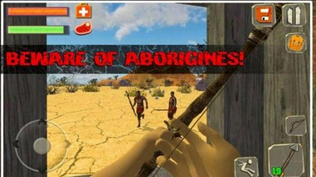Survival Island 3: Australia Story 3D game that encourages players to bludgeon Aboriginal Australians to death causes outrage