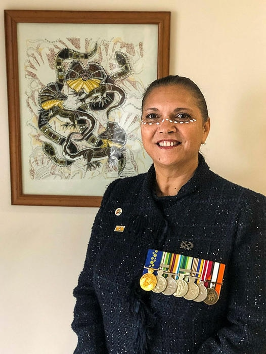 Lorraine Hatton said the monument would provide the Murri community with a special place to go to remember their ancestors' bravery and sacrifice