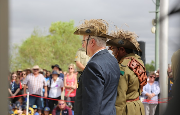 Hermannsburg students travel to Israel to honour Indigenous Light Horsemen.