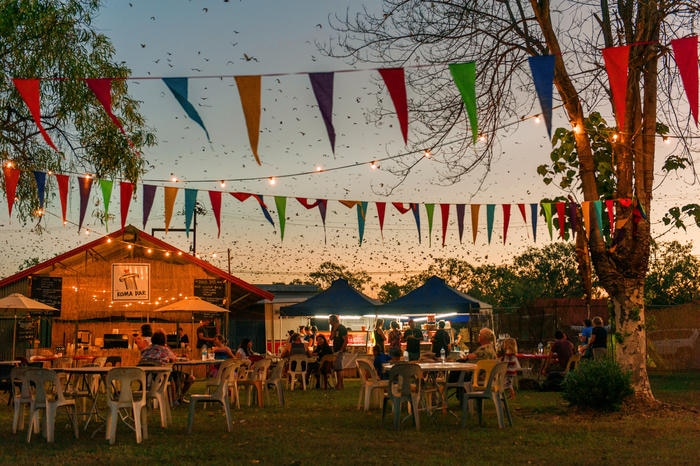 FInal preparations have started for the Barunga Festival who have announced headliners Coloured Stone for their 32nd festival.