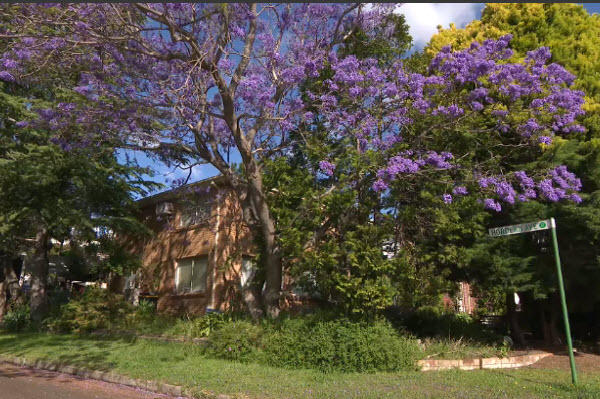 The Putney property thought to contain Bennelong's grave