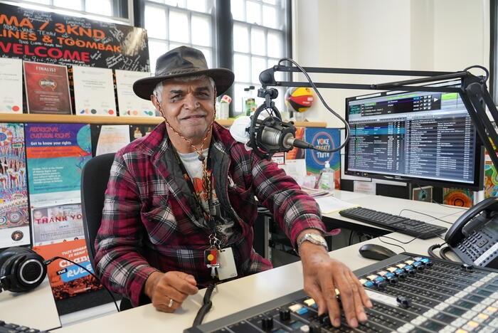 Dennis has worked in community radio for almost two decades