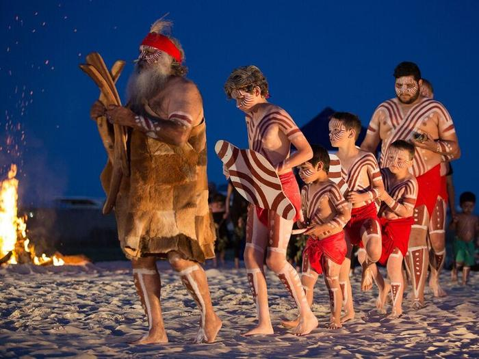 the Dupang Festival, bringing a three day cultural experience to the river banks of the Coorong on the Ngarrindjeri people's land.