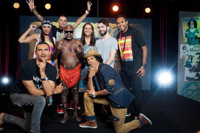 Express Yourself on NITV.