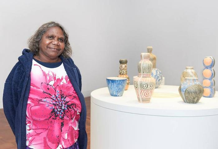 Shepparton Art Museum is currently hosting the Indigenous Ceramic Art exhibition