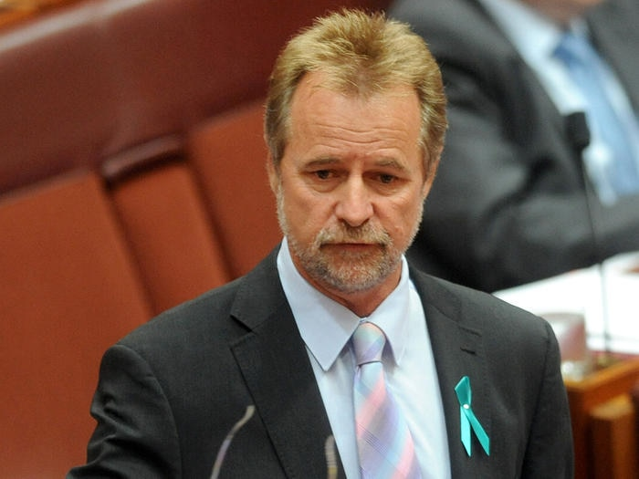 Federal Indigenous Affairs Minister Nigel Scullion