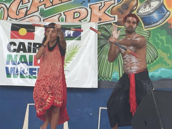 NAIDOC Opening ceremony Cairns, 2017