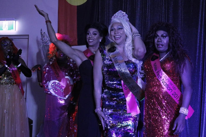 Miss First Nations Indigenous Drag Queen Competition Darwin