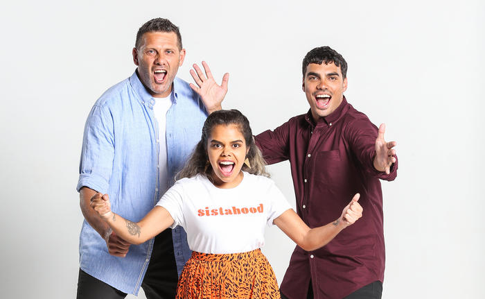 NITV and AFL announce a new footy show