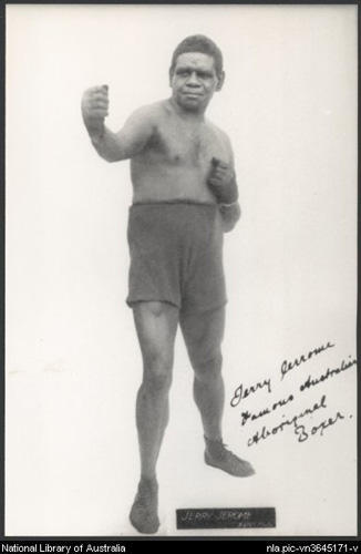 Jerry Jerome  sc 1 st  SBS & Looking back at the life and times of Aboriginal boxers of ...