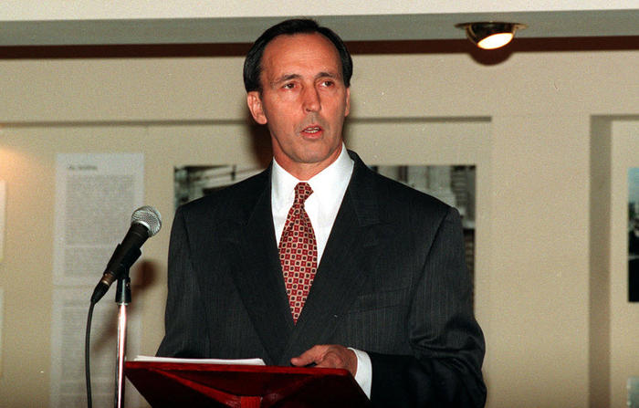 Paul Keating 1993