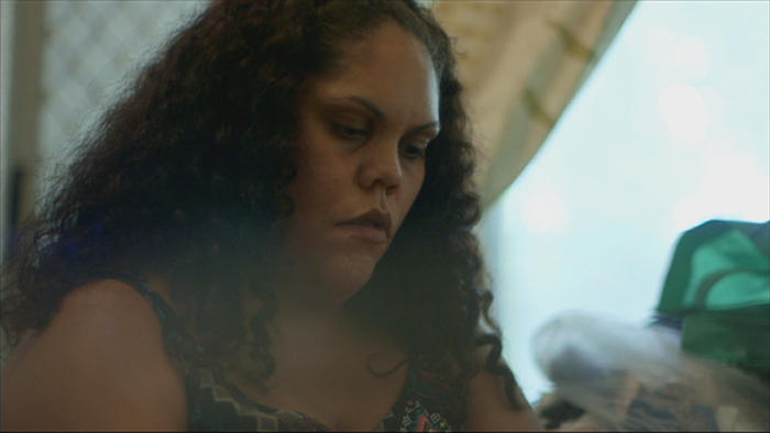 Lorna Munro fears what gentrification is doing to the Redfern-Waterloo Indigenous community. (SBS)