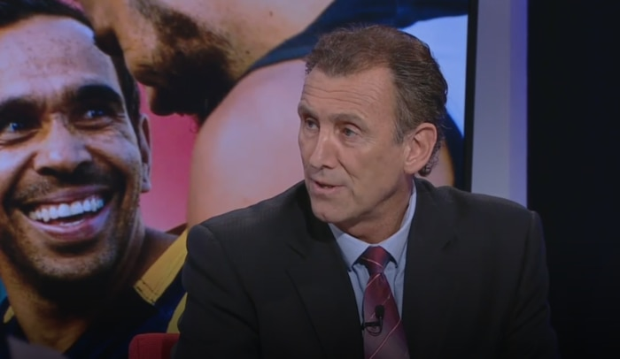 Peter Daicos on The Marngrook Footy Show
