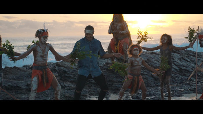 Dancers from across the world were invited to create their own video clip to US producer Steve Aoki's latest track 'Azukita' with Yagumbeh Dancers featuring in a special collaboration that celebrates dance as a universal language
