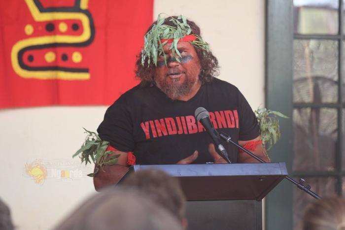 Yindjibarndi Michael Woodley Aboriginal Traditional Owner