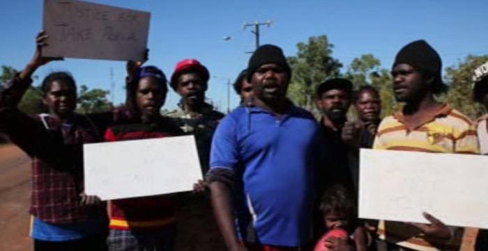 NT Protests