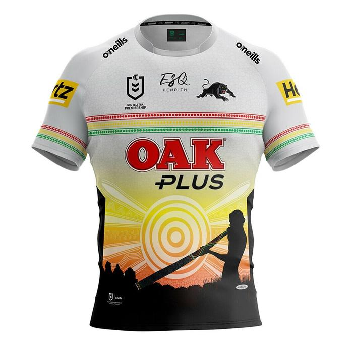 Panthers' Indigenous round jersey 2020.