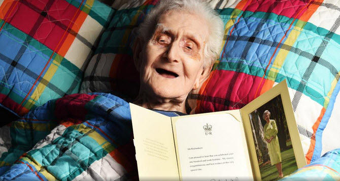 Richie Richardson's family is proud that he has finally been recognised as an Australian centenarian.
