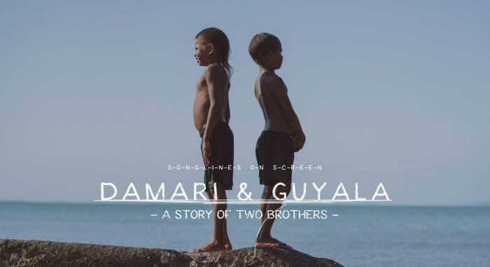 Songlines on Screen - Damari and Guyala: A Story of Two Brothers