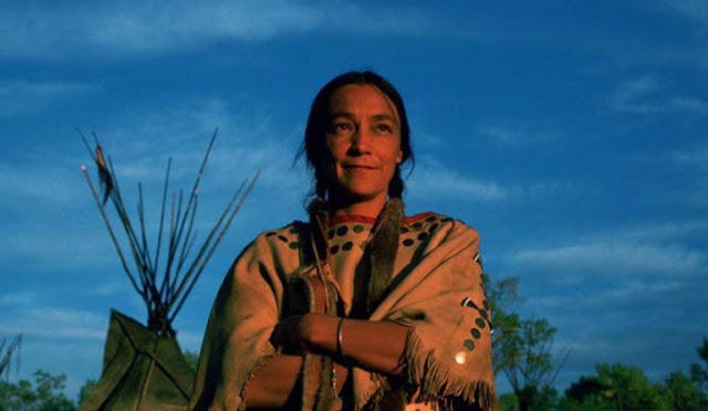 Tantoo Cardinal in Dances With Wolves