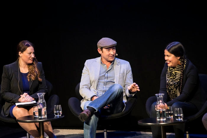 'Accidental activist' Dayne Pratzky spoke about the forced connection to country that took place after gas companies took over his land in Western Queensland.