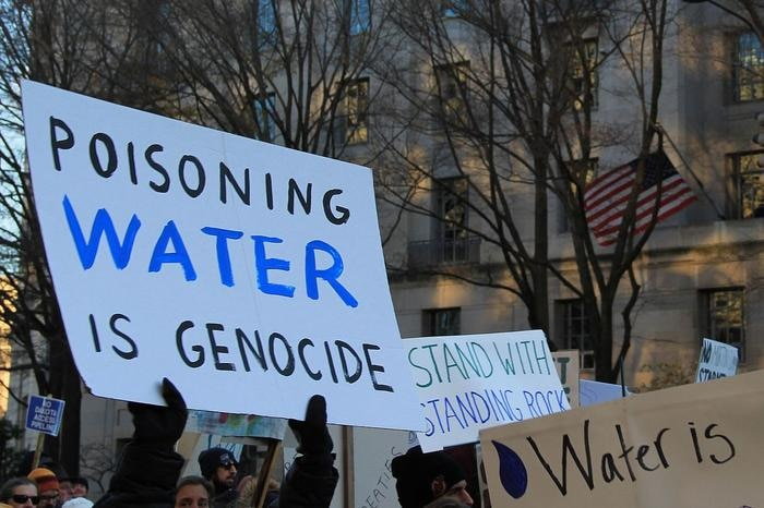 The protest at Standing Rock in Nth Dakota marked a significant shift in environmental activism