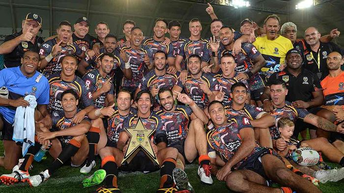 Indigenous All Stars 2016