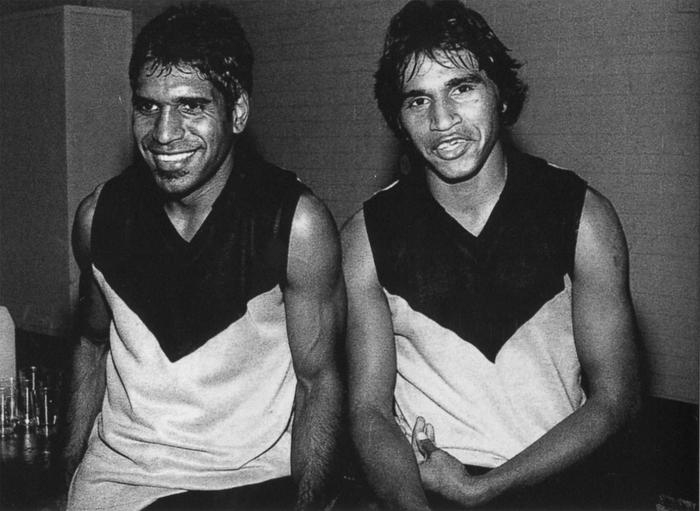 The Krakouer brothers, Jim and Phil (Supplied)