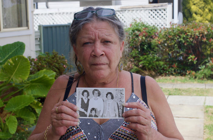 NITV USE ONLY: Stolen Generations survivor Vickie Roach