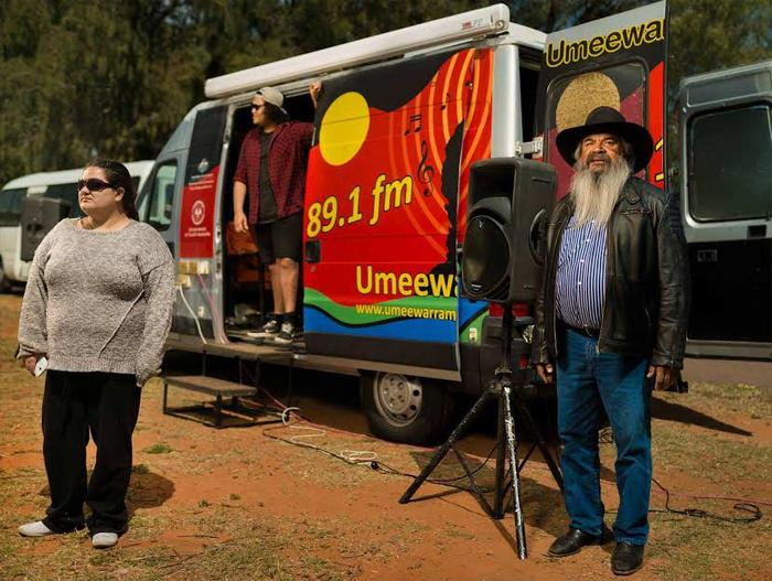 Umeewarra Radio is the first and only Aboriginal run radio service in South Australia, based out of Port August in the state's mid-north.