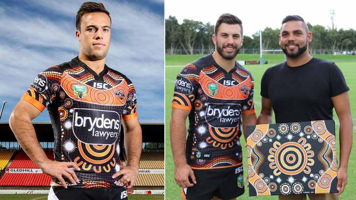 2a17e1c01ce Rugby League Shorts Source · The jerseys of the NRL Indigenous round NITV