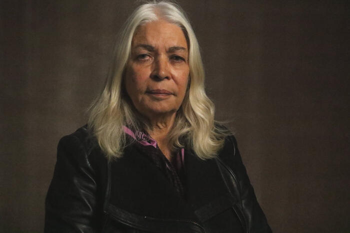 Marcia Langton, one of the interviewees of the political documentary, Wik vs. Queensland