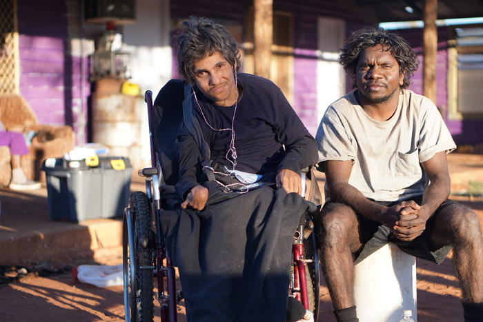 Yulubidyi:Until The End tells the story of a young Aboriginal man who help his disabled brother escape from their abusive life in a remote Australian Aboriginal community.
