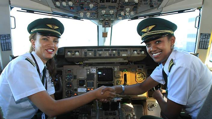 Comment Meet The Female Pilots Taking Over African Skies