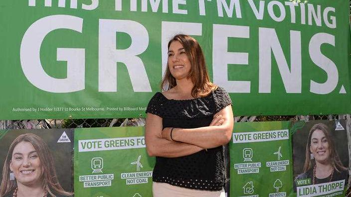 Vic Greens claim victory in Northcote