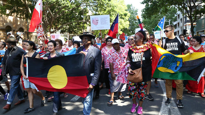 People's Climate March - Sydney
