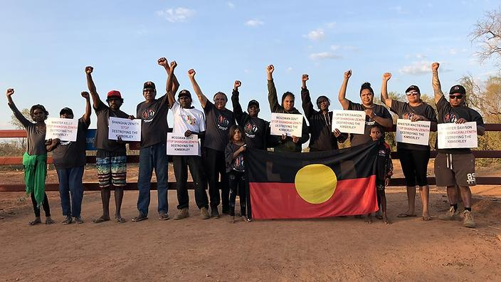 WA Government orders rehabilitation for sacred land at Kimberley cattle station