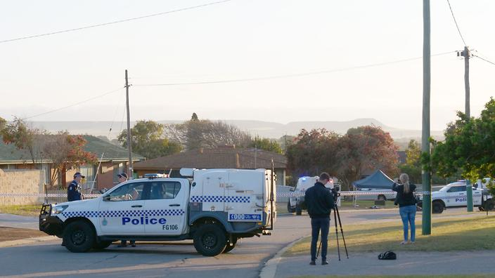 Protestors demand answers following police shooting in Geraldton