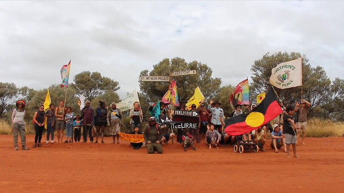 'Leave it in the ground': Traditional Owners hit back at Federal Government | NITV
