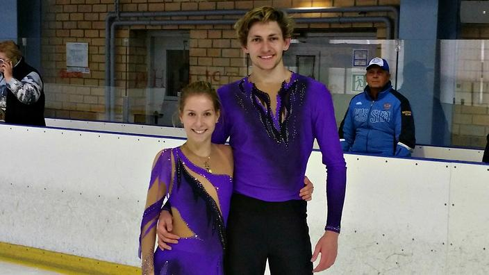 Australias Newest Sporting Champions Are An Indigenous Figure Skater And His Russian Born Partner The Ice Skating Pair Made History With Their Gold Medal