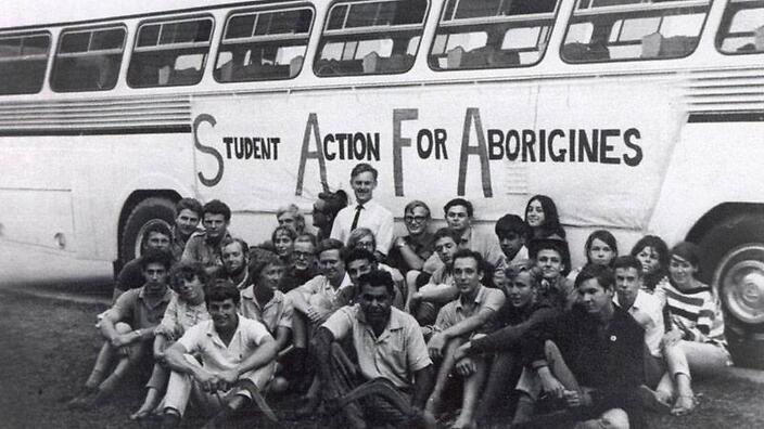 Image result for the freedom rides australia