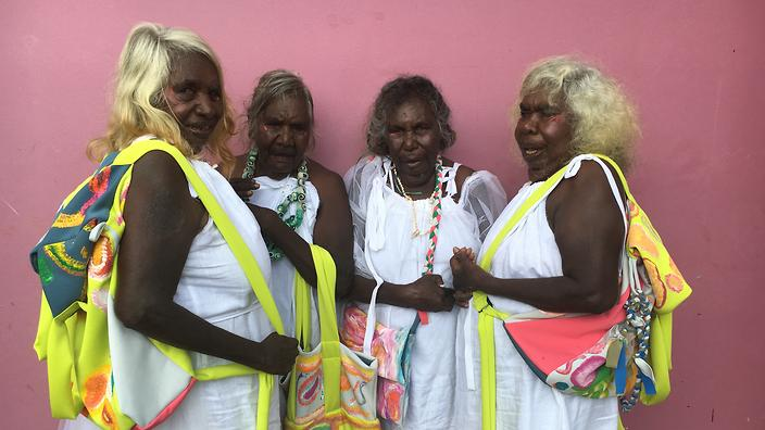 Artists From Mornington Island Star In Their Own Fashion