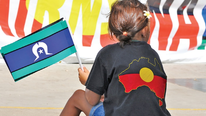So, whose flag is it?: Non-Indigenous company says it is acting in