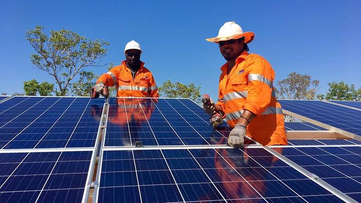 Why Are Remote Nt Communities Switching To Solar Power Nitv