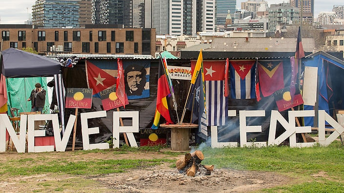 ... to get more low-cost social housing in Sydney. Danny ... //.sbs.com.au/nitv/article/2016/06/24/jenny-munro-brings-tent -embassy-back-redfern & Jenny Munro brings Tent Embassy back to Redfern   NITV