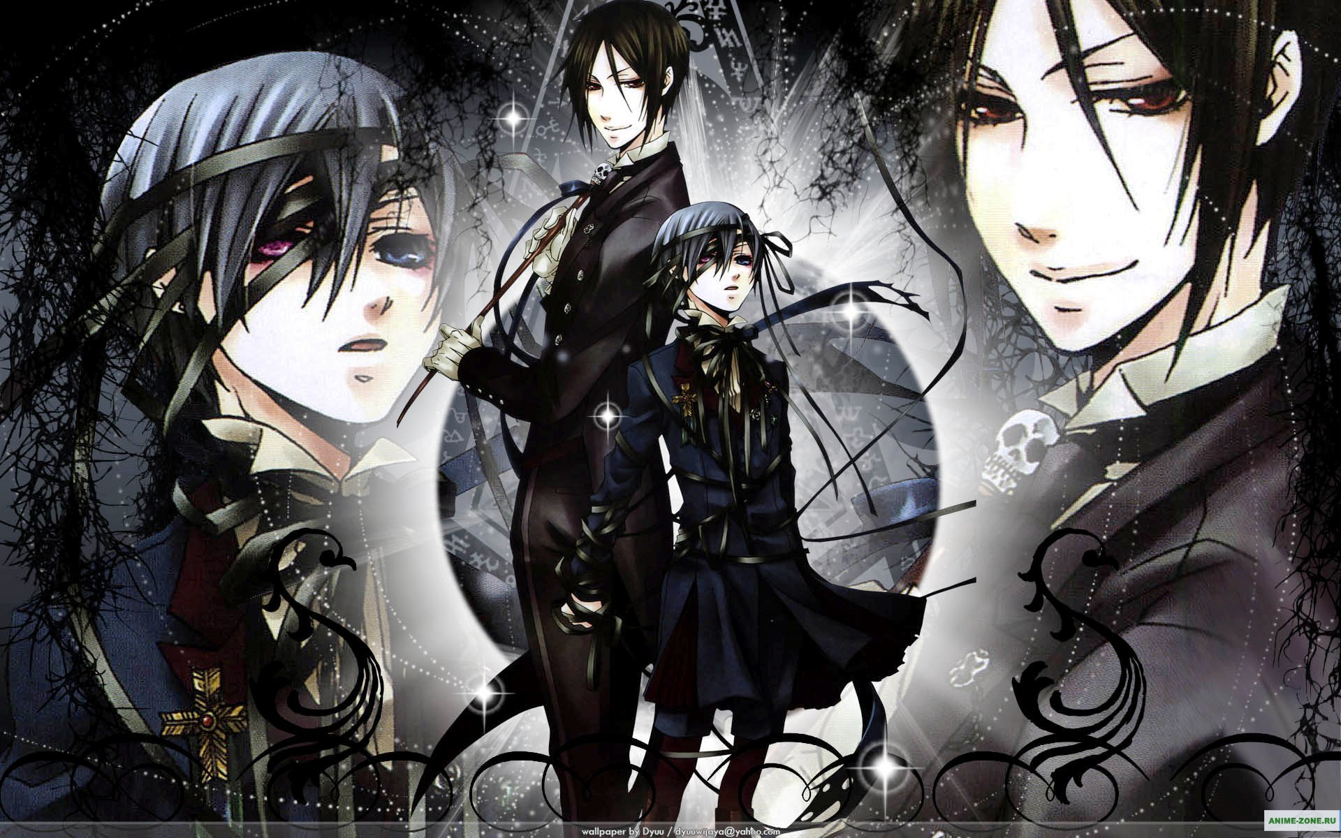 Watch black butler anime season 1 2 online free sbs - Wallpaper computer anime ...